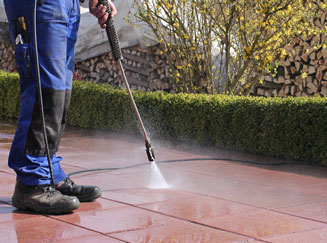 Specialist external cleaning services