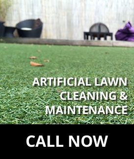 Artificial Lawn Cleaning- & Maintenance