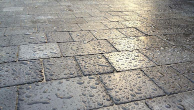 Driveways block paving