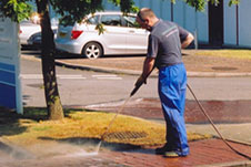 Estate cleaning services